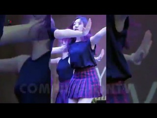 MINA HELLO APM Korean dance music cover girls night clubs 25 - Video Dailymotion