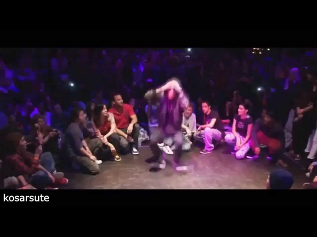 LES TWINS ★ Larry and Bruce - Freestyle @JusteDebout NYC2013