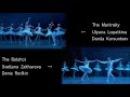 Swan Lake Adagio - The Mariinsky (Lopatkina Korsuntsev) vs. The Bolshoi (Zakharova Rodkin)