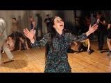 Алина Шарипжанова - Песня Сихатбану (репетиция)