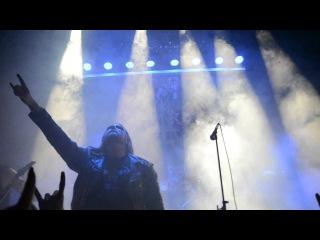 Nargaroth - Herbstleyd ( Live in Kiev 27.02.2016 )