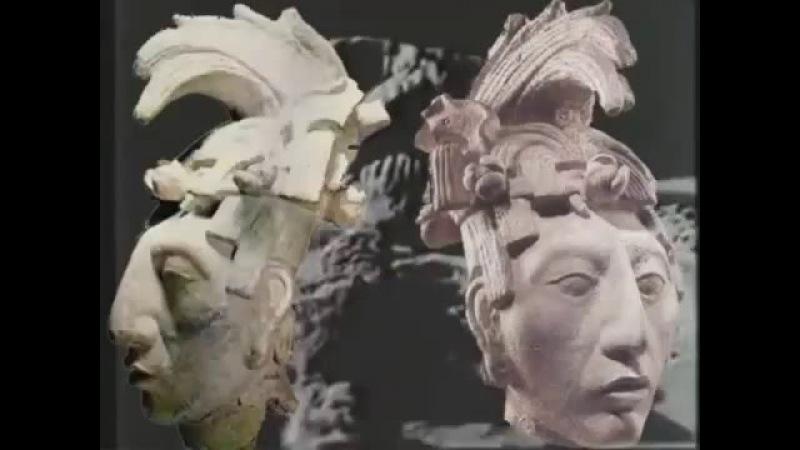 Гробница Пакаль Вотана | Майянский космонавт и его пророчество
