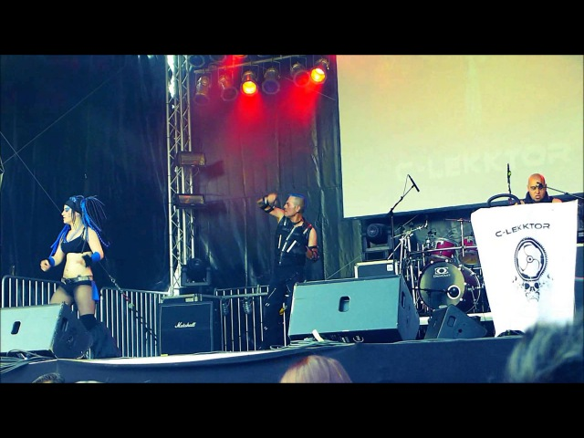 C-Lekktor - Juicio Final (live in Dark Munich Festival 2014)