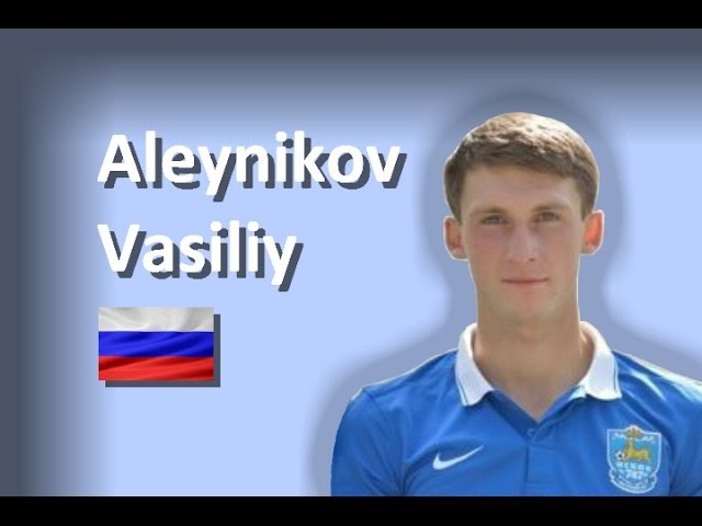 Vasiliy Aleynikov /27/ FC Pskov-747 ► Skills Dribbling Goals / HD/ 2013-2016