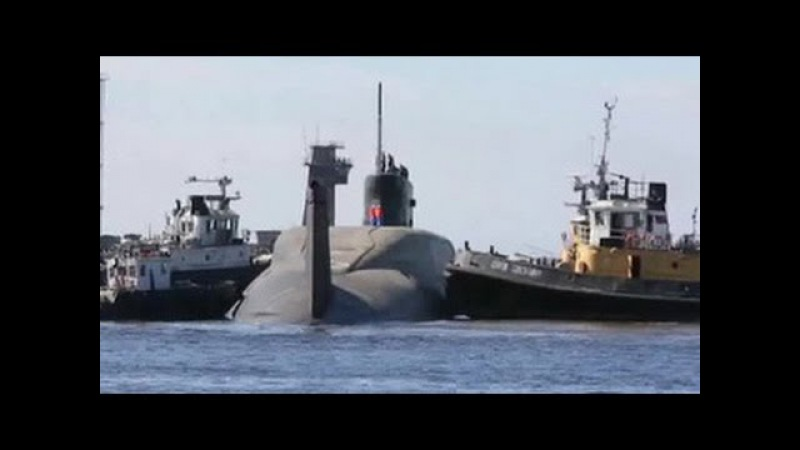 Академик Ковалев плавучий патронташ на службе Северного флота