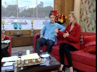 Sophia Myles on 'This Morning' - 20th September