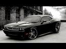 Крутая тачка Dodge Challenger SRT классный клип