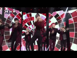 20151110 ROMEO (로미오) - TARGET на The Show (HD)