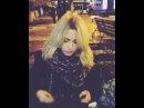 """Anastasiya on Instagram: """"Отлично погуляли, прекрасный сегодня день и прекрасное настроение 😂😂😋✌️🍁🍃🍂 прямое включение 😅🎬🎥"""""""
