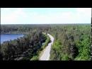 Мертве озеро (вид з пожежної вежі) м. Полонне