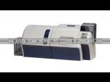 Zebra ZXP Series 8 DS Lam с двусторонним ламинатором и кодировщиками: магнитным, контактных смарт-карт и бесконтактных карт Mifa