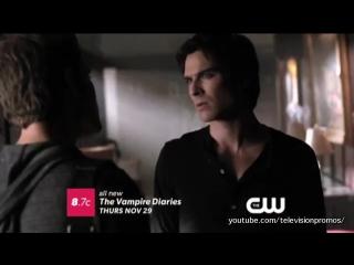 Дневники вампира/The Vampire Diaries (2009 - ...) ТВ-ролик №2 (сезон 4, эпизод 7)