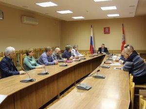 В администрации города обсудили вопросы по пассажирским перевозкам на территории города
