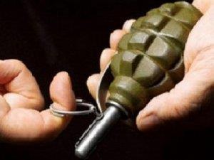 У новотройчанина дома нашли гранату