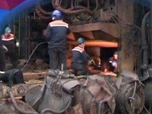 Стан 2800 остановлен на ремонт