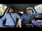 Таксист Русик. Кавказ сила