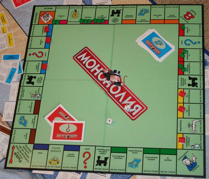 Как сделать монополию своими руками в домашних