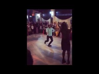 Идрисов Иса танцует!!!