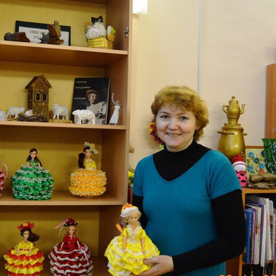 Люба Ефремова