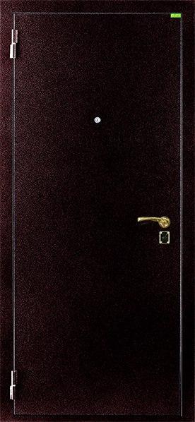 заказать дверь металлическую простую от 3 тысяч рублей
