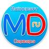 McDream.ru - MineСraft Сервера | HiTech