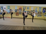 Художественная гимнастика *Разминка*