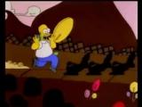 Гомер Симпсон - Страна Шоколада