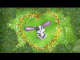 Детские клипы. Поёт зайчик Шнуфель.(А лето цвета неба. Детство)