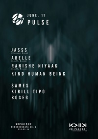 11.06: PULSE w/ JASSS (BERLIN). MOSAIQUE
