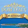 Недвижимость в Италии Dom-Italy