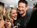 Duchovny, Anderson Reopen 'The X-Files'