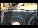 Меховой жилет обработка низа