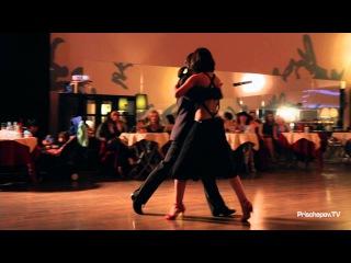 Елена Бунина и Меркулов Сергей, Russian Tango Congress N#1, 2015, Prischepov TV - Tango Channel