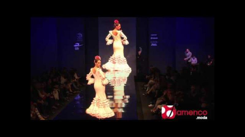 "Hermanas Serrano Sueño flamenco"" Simof 2016"