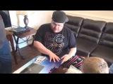 Дед, разбивший консоль внука, дарит ему на рождество подарок PS4 PRANK 2