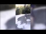 Нирвана с лопатой на льду