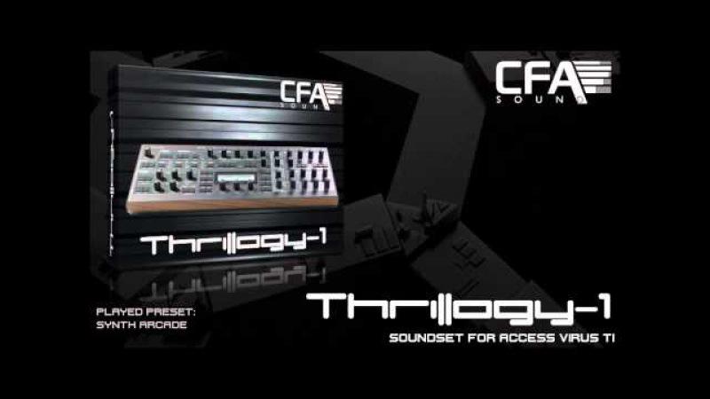 CFA-Sound Thrillogy-1 Virus TI Soundset