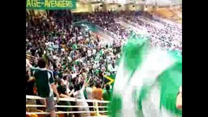 Panathinaikos fans - horto magiko