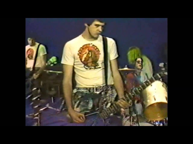 Nirvana - Evergreen State College Television Studios, Olympia 1990 (PRO 1b)