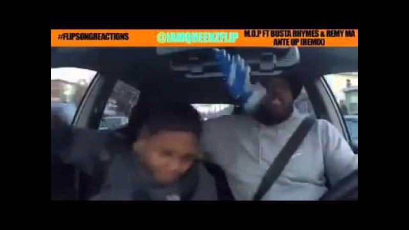 Папаня показал сыну, как было в 90-е (Хип-хоп Дня 2016) what real hip hop is!!