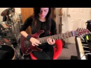 Rings Of Saturn - Invasion Intro Cover by Sarah Longfield