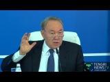 Назарбаев: Алматы должны руководить люди, которые любят этот город
