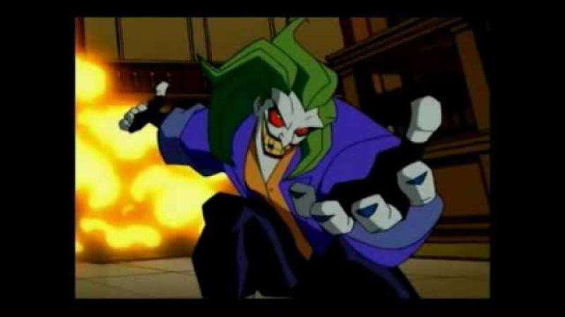 Tribute Joker smooth criminal michael Jackson Lindiscret Joker amv batman