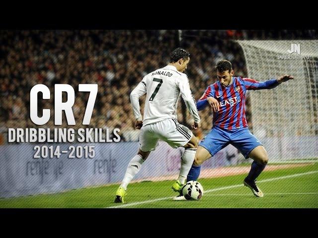 Cristiano Ronaldo ● Dribbling Skills ● 20142015 HD