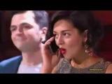 Роман Юнусов   Марина Кравец   Демис Карибидис !  Comedy Exclusive !