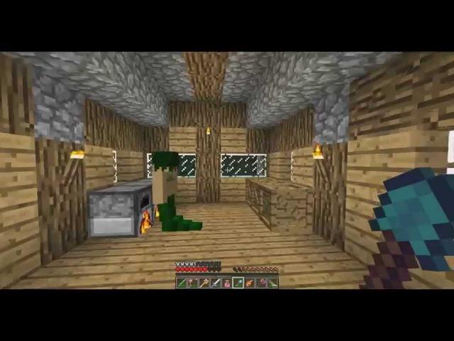 Minecraft. Прохождение карт: SUMMERTOWN II 7 (Конец?!)
