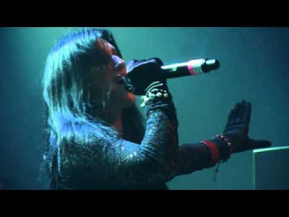 Lacuna Coil - Swamped (Eindhoven, NL) 10/16/15