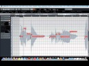 Cubase 8 Variaudio tutorial Vocal and instruments Tuning