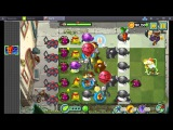 Растения против Зомби 2 MODERN DAY (уровень 25) #144
