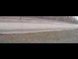 Женщина за рулем не смогла найти педаль тормоза